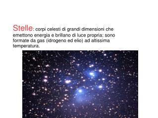 FUSIONE NUCLEARE: all'interno delle stelle, con elevata pressione