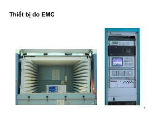 Thiết bị đo EMC