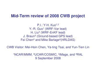 Yong-Run Guo Mei-Hsin Chen Ya-Ting Tsai