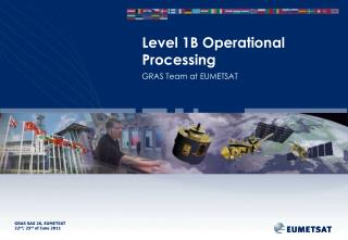 Level 1B Operational Processing