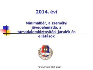 2014. évi