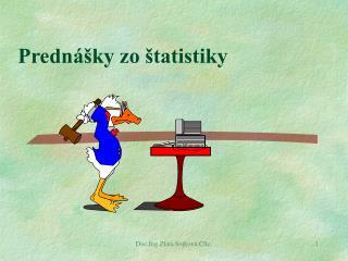 Prednášky zo štatistiky