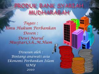 produk bank syariah  mudharabah