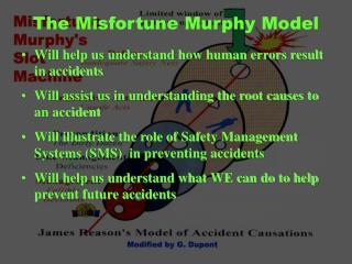 The Misfortune Murphy Model