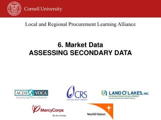 Local and Regional Procurement Learning Alliance