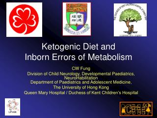 Ketogenic Diet and  Inborn Errors of Metabolism