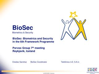 BioSec Biometrics & Security