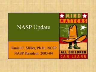 NASP Update