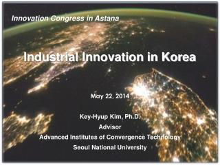 Innovation Congress in Astana