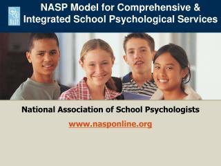 National Association of School Psychologists nasponline