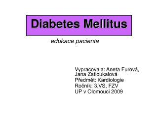 edukace pacienta