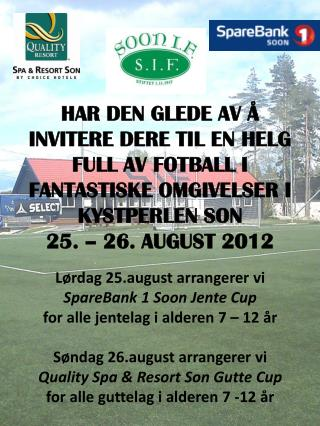 Aldersklasser  Quality  Spa &  Resort  Son Cup: Gutter født 2005 – 5'er fotball