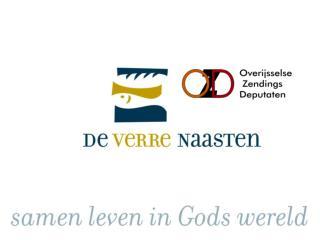 De kerken in Overijssel en de Noordoostpolder steunen de zendingsprojecten in Indonesië