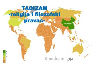 TAOIZAM -religija i filozofski pravac-