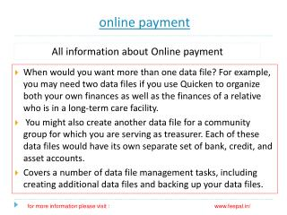 Tips to find the best site of online payment
