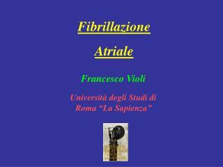 Francesco Violi