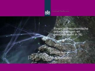 Financieel-economische ontwikkelingen en perspectieven in NL