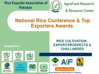 National Rice Conference & Top Exporters Awards
