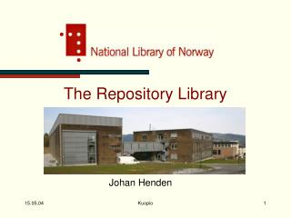 The Repository Library