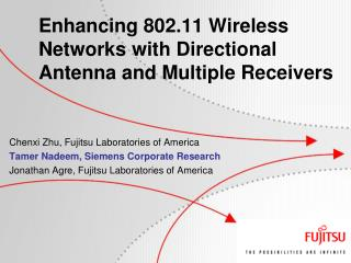 Enhancing 802.11 Wireless Networks with Directional Antenna and Multiple Receivers