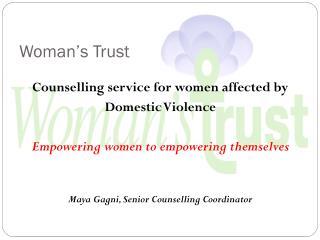 Woman�s Trust