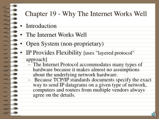Internet  WWW Details