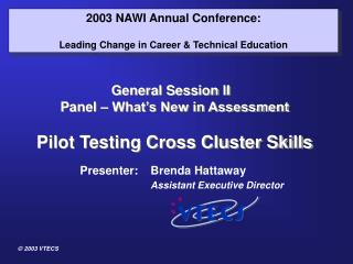 2003 NAWI Annual Conference: Leading Change in Career & Technical Education