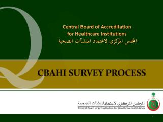 Central Board of Accreditation  for Healthcare Institutions