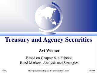 Treasury and Agency Securities