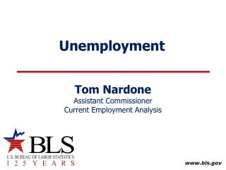Tom Nardone Assistant Commissioner Current Employment Analysis