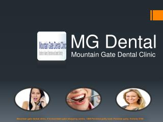 High Class Dental Solutions in Emerald
