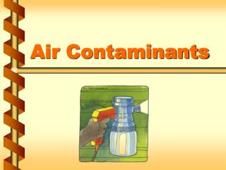 Air Contaminants