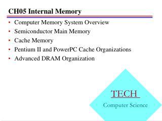 CH05 Internal Memory