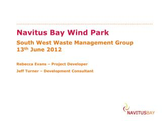 Navitus Bay Wind Park