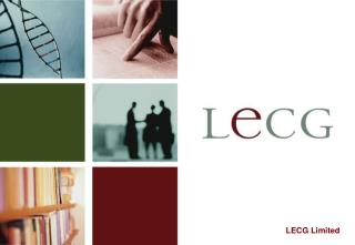 LECG Limited