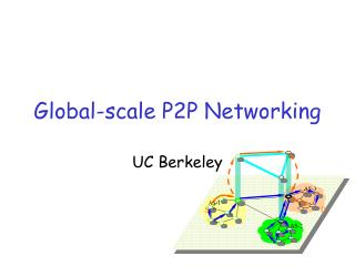 Global-scale P2P Networking