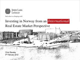 Investing in Norway from an   international     Real Estate Market Perspective