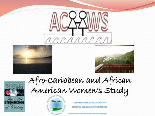 Afro-Caribbean and African American Women�s Study