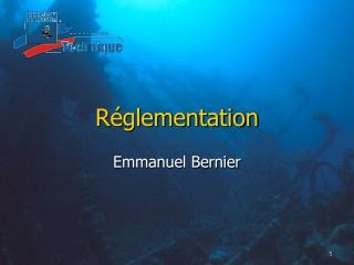 R glementation