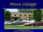 Provo College