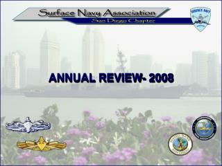 ANNUAL REVIEW- 2008
