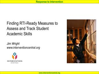 Monitoring Student Academics: Curriculum-Based Measurement