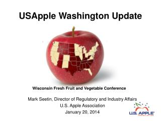 USApple Washington Update