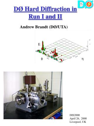 DØ Hard Diffraction in  Run I and II