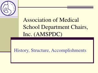 Association of Medical School Department Chairs, Inc. (AMSPDC)