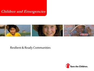 Children and Emergencies