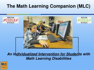 The Math Learning Companion MLC