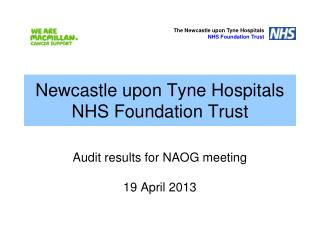 Newcastle upon Tyne Hospitals NHS Foundation Trust