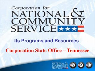 Corporation State Office – Tennessee