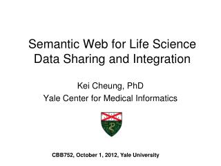 Semantic Web for Life Science Data Sharing and Integration